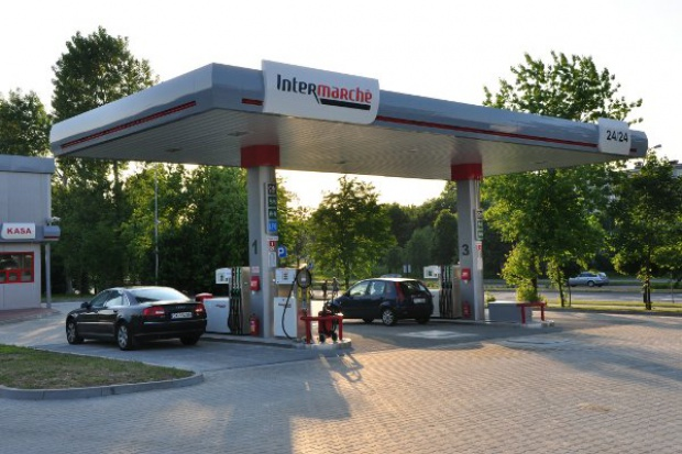 Wzrosły obroty sklepów na stacjach paliw