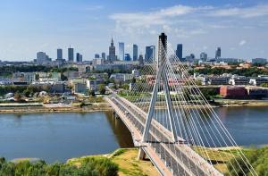 Warszawa: Weekendowe zmiany i utrudnienia w ruchu