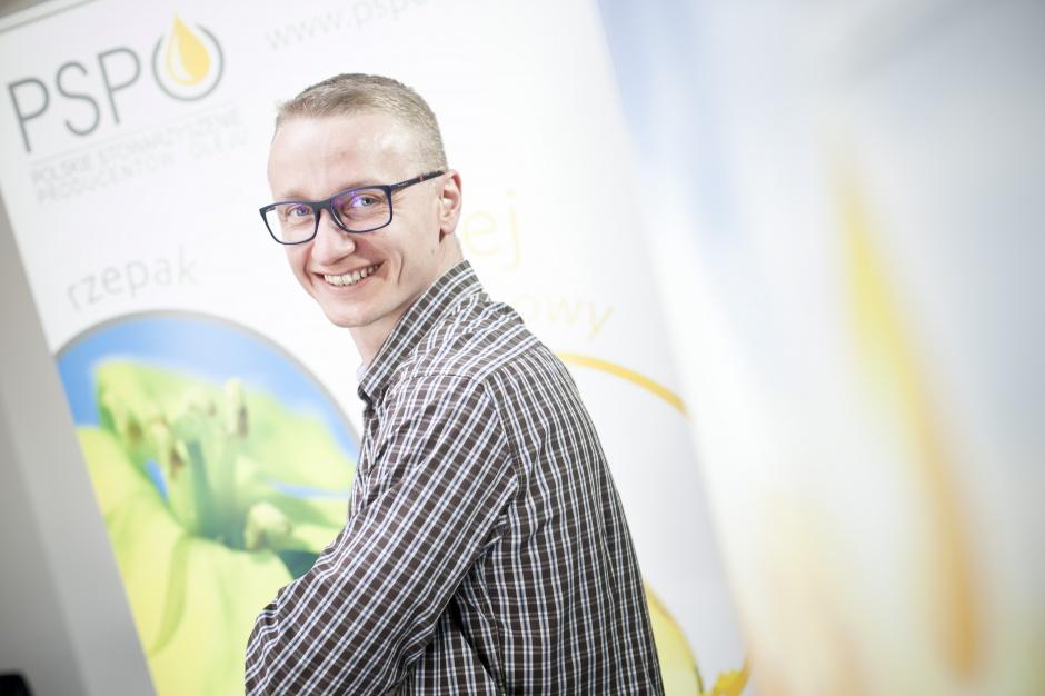 Adam Stępień, dyrektor generalny PSPO - przeczytaj cały wywiad