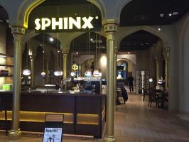 Największy Sphinx w Polsce otwarty na dworcu Wrocław Główny