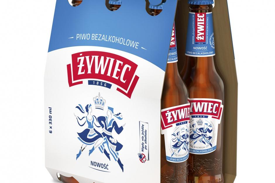 Grupa Żywiec: Piwa bezalkoholowe coraz popularniejsze