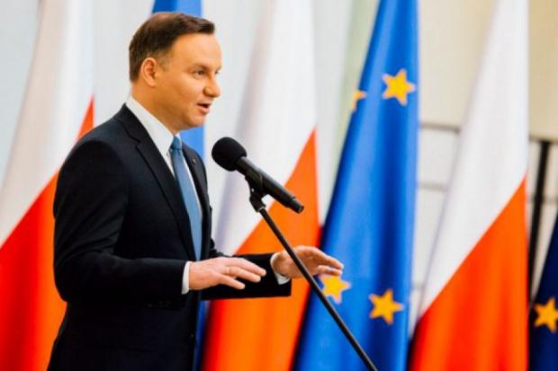 Andrzej Duda: Giełda Papierów Wartościowych wspaniale się rozwija