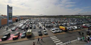 Centrum Handlowe Auchan Gdańsk otwiera galerię po drugim etapie rozbudowy