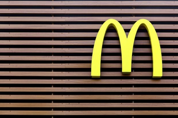 McDonald's otworzył pierwszą restaurację bez miejsc siedzących