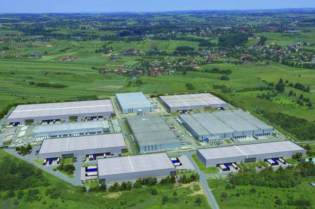 Goodman rusza z rozbudową Kraków Airport Logistics Centre