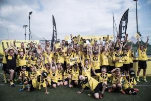OSHEE we współpracy z Borussią Dortmund organizuje letnią szkółkę piłkarską
