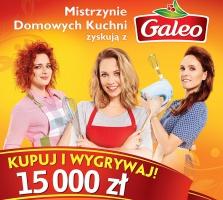 """Marka Galeo rusza z loterią """"Mistrzyń Domowych Kuchni"""""""