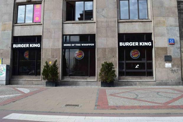 Burger King otworzy w Warszawie flagową restaurację sieci (zdjęcia)