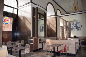Zdjęcie numer 3 - galeria: Burger King otworzy w Warszawie flagową restaurację sieci (zdjęcia)