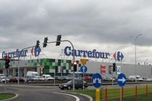 Spadła sprzedaż Carrefour w Chinach
