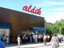 Sieć Aldik otwiera kolejny supermarket w Warszawie