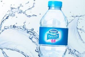 Nestle rośnie na rynku wód butelkowanych