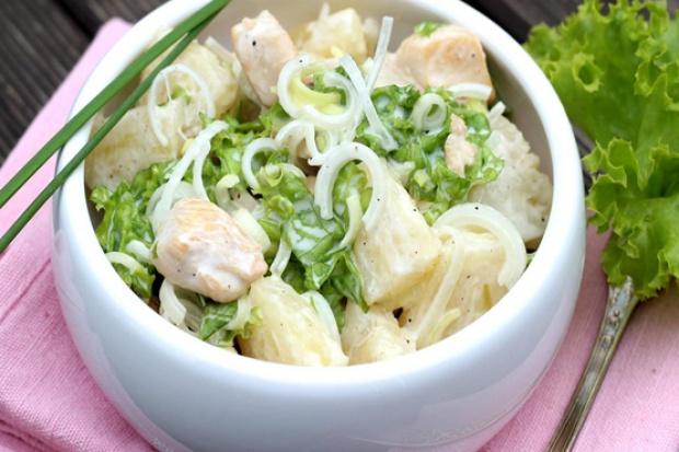 W okresie wiosenno-letnim Polacy spożywają więcej sałatek i surówek