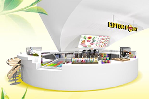 Unilever otworzył pierwszą w Polsce herbaciarnię Lipton Point