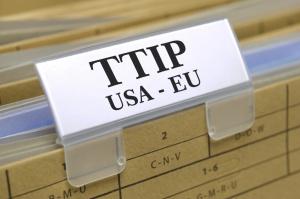 Negocjacje ws. TTIP wstrzymane ? Francja grozi