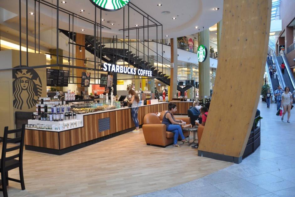 AmRest nabył niemieckiego Starbucksa