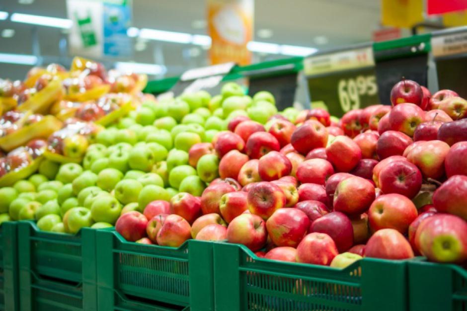 Ceny jabłek w sieciach kosztują 0,99-3,29 zł/kg