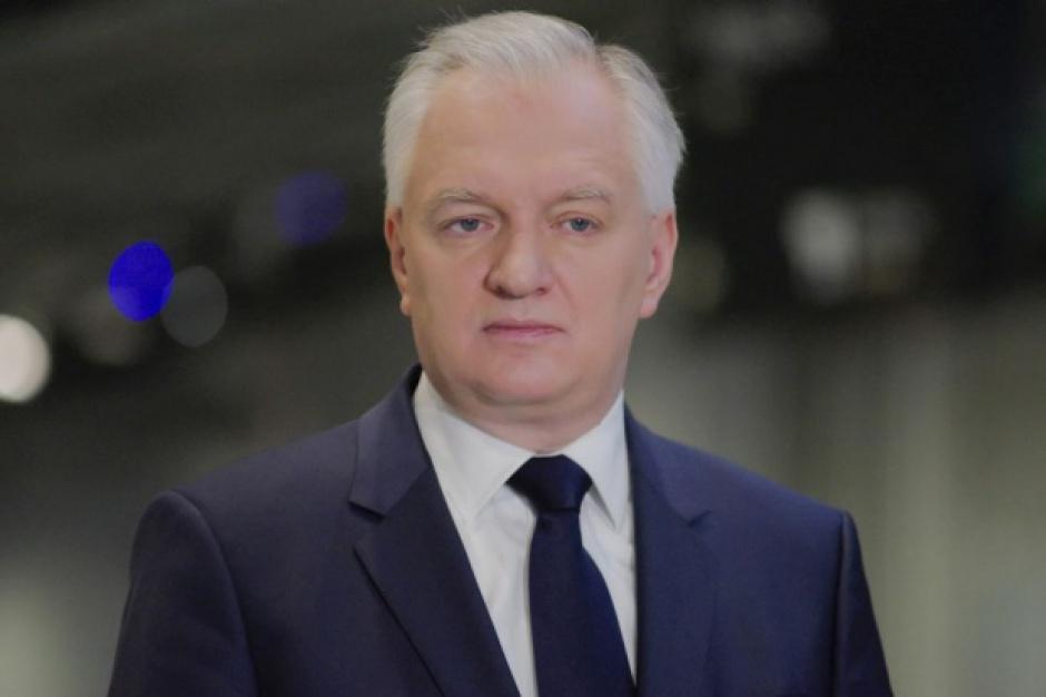 Gowin: Polska gospodarka powinna opierać się na polskiej nauce