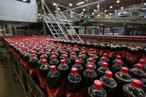 Coca-Cola: Obroty w Europie spadają czwarty kwartał z rzędu