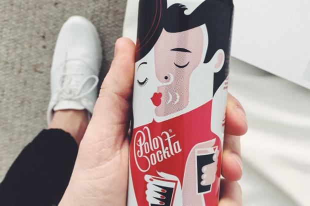 Zbyszko wprowadza napój Polo Cockta w puszce 250 ml