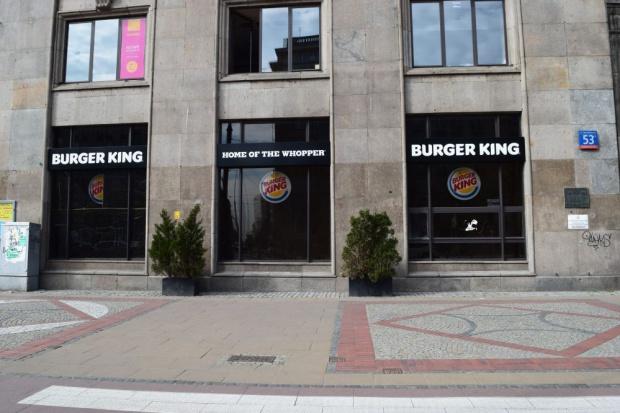 Burger King: W Polsce może powstać 180-200 restauracji sieci