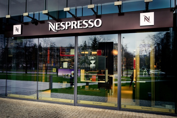 Nespresso: W Polsce otwarto najmniejszy butik na świecie