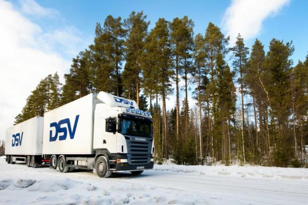 DSV Road certyfikuje się w zakresie bezpieczeństwa żywności