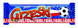 Marka Grześki z nowym produktem na Euro 2016