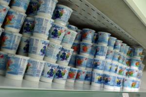 Mniejszy eksport jogurtów z Polski w 2015 r.