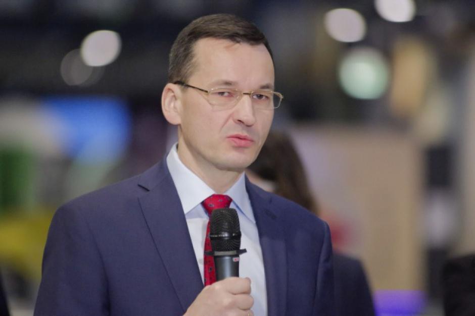 Morawiecki: Dbajmy o państwo, bo jest emanacją interesów nas wszystkich