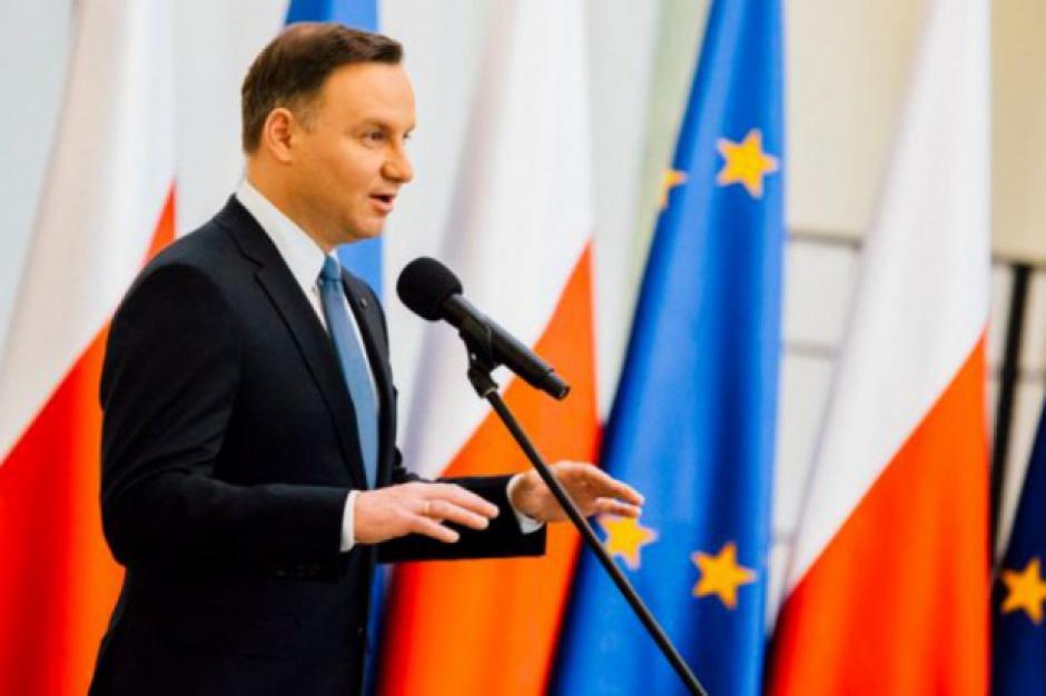Prezydent: Jestem zwolennikiem UE państw narodowych