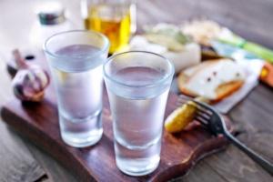 Produkcja wódki spadła w marcu, ale wzrosła w pierwszym kwartale