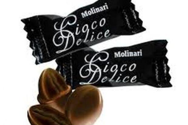 Caffe Molinari wprowadza na rynek ziarenka kawy w czekoladzie