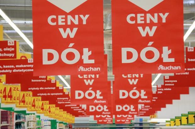 30 proc. towarów sklepowych to produkty promocyjne