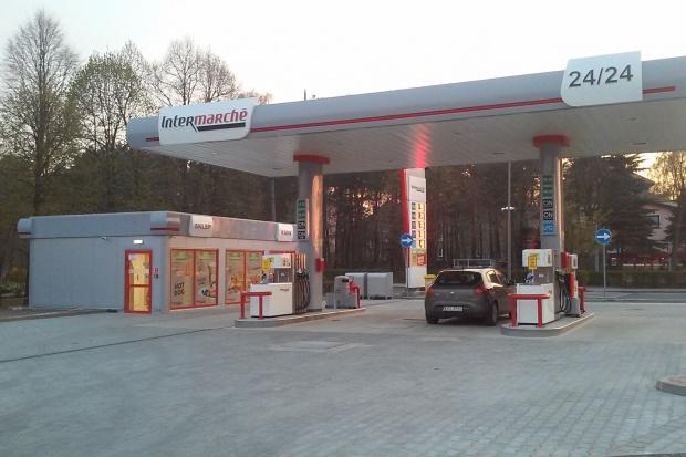 60 stacji paliw w sieci Intermarché