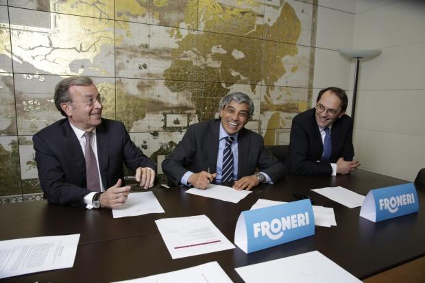 Nestlé podpisało umowę z R&R na utworzenie nowej spółki joint venture