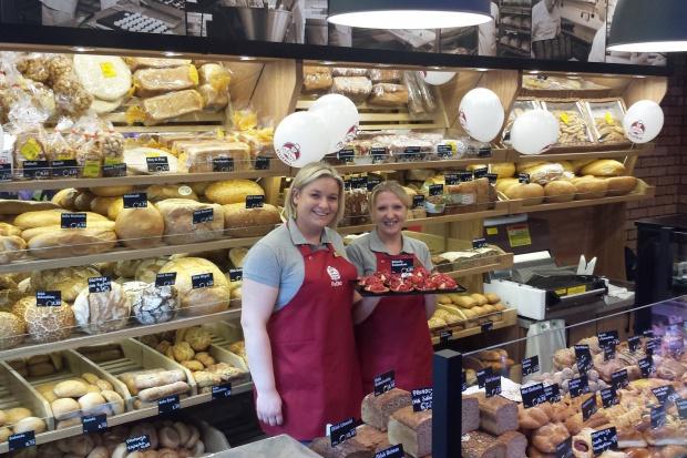 Piekarnie Putka otwierają nowy sklep w Warszawie