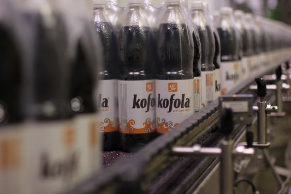 Grupa Kofola ze wzrostem przychodów, ale w Polsce spadek
