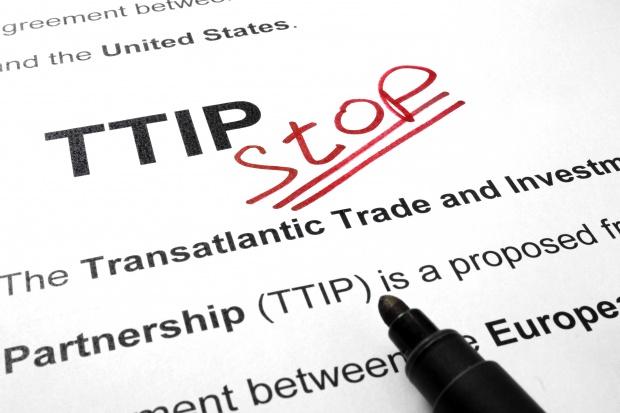 Rozmowy ws. TTIP mogą zostać wstrzymane