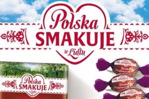 """Nowa marka Lidla - """"Polska smakuje w Lidlu"""""""