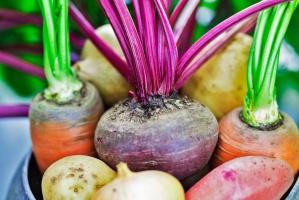 Spada spożycie warzyw tradycyjnych