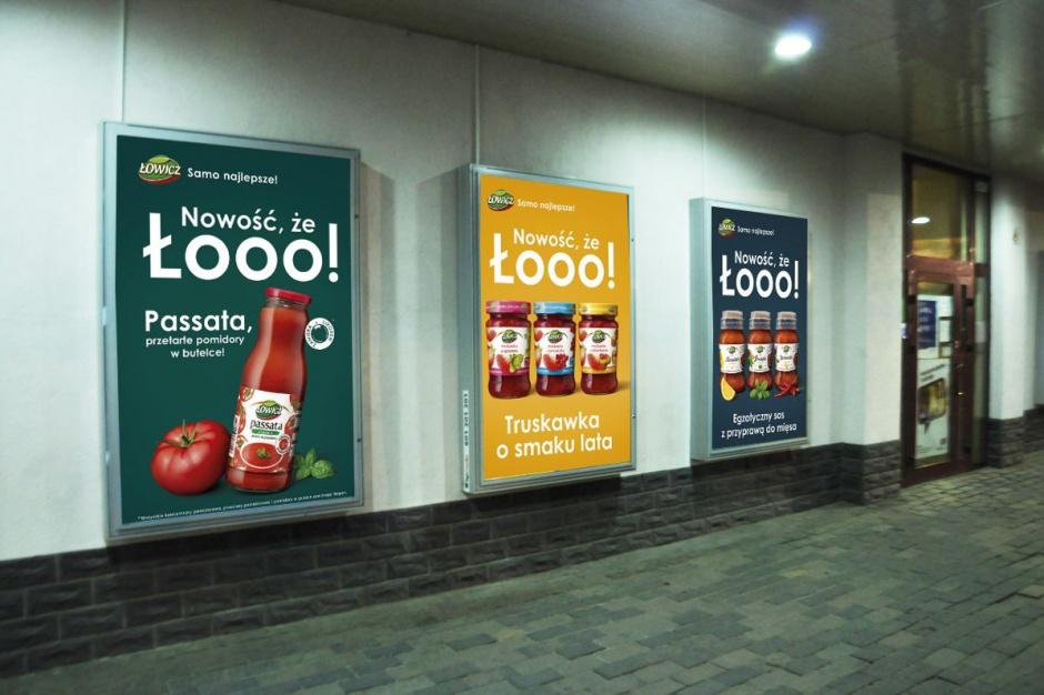 Łowicz: Rusza ogromna kampania outdoorowa marki