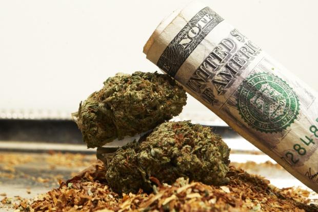 W USA spada cena legalnej marihuany