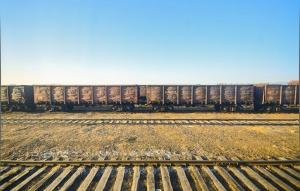 Mniejsze przewozy towarów trasą transsyberyjską