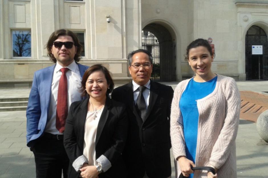 Malezyjska delegacja kontrolowała zakłady mięsne w Polsce