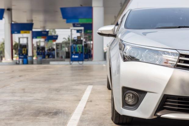 Ceny na stacjach paliw idą w górę