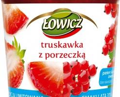 Łowicz z limitowaną edycją dżemów truskawkowych