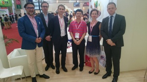 KRD-IG promowało europejski drób na targach SIAL China