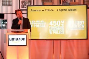 Amazon umożliwia polskim firmom sprzedaż w całej Europie
