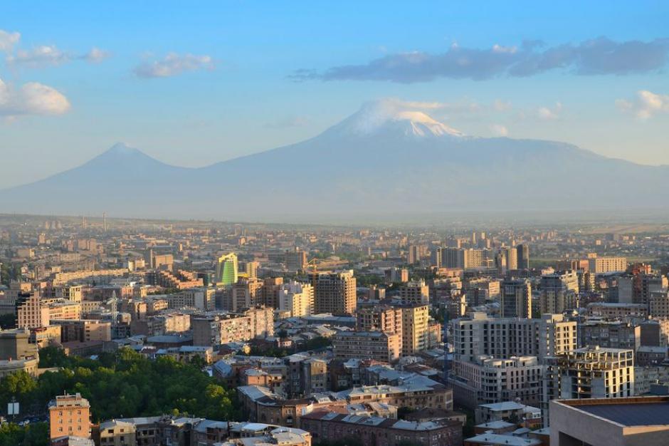 Rośnie eksport polskich produktów rolno-spożywczych do Armenii